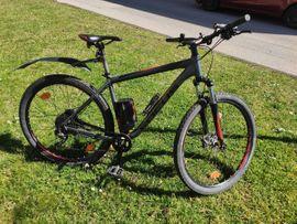 Mountain-Bikes, BMX-Räder, Rennräder - E-MTB Whistler²