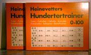 2x Heinevetters Hundertertrainer 784 Aufg