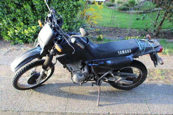 Yamaha XT
