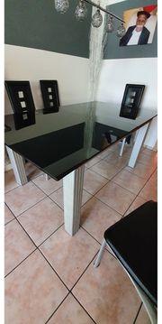 Esstisch 6 Stühle
