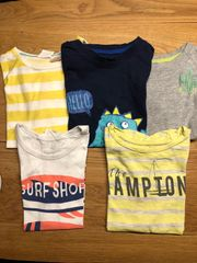 5 Jungs T Shirts 98