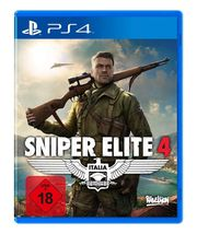 Sniper Elite4 für Playstation