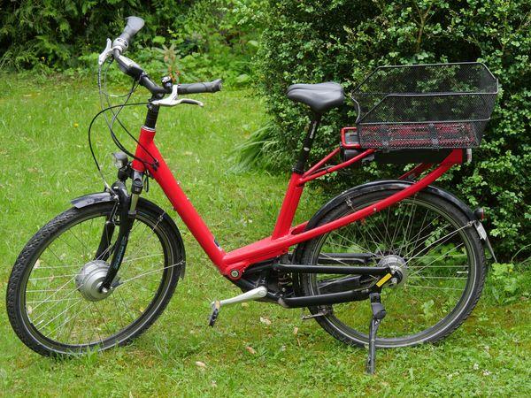 E-Bike Pedelec Riese und Müller