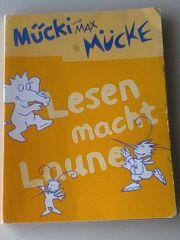 Mücki und Max Mücke - Lesen