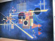 Teppich mit abstraktem Motiv 160