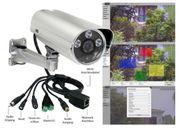 Außen-Überwachungskamera INSTAR IN-5907 HD PoE
