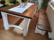 Tisch Esstisch Massiv Holz 2m