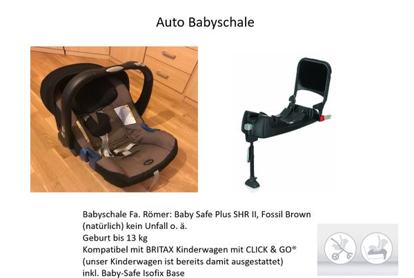 Autositz Firma Römer