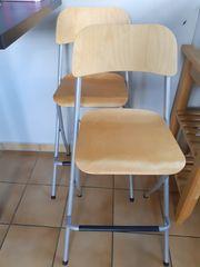 2 Barhocker Ikea