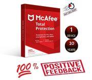 Mcafee 10 Jahres Lizenz für