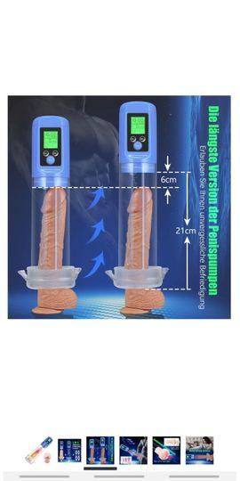 Sonstige Erotikartikel - Elektrische Penispumpen Nabini Penis Vakuumpumpe