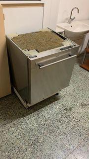 Spülmaschine Edelstahl - LD220213