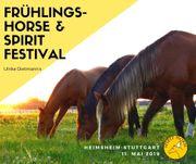 Tages-Festival für Pferdeliebhaber - Tierkommunikation lernen