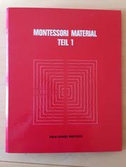 Fachbuch Fortbildung Montessori - Material Teil