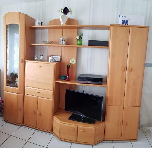 Schrankwand In Waltrop Wohnzimmerschranke Anbauwande Kaufen Und