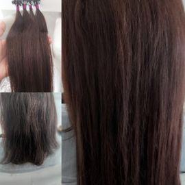 Kosmetik und Schönheit - Haarverlängerung Extensions Haarverdichtung
