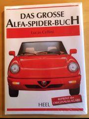 Alfa Spider Buch