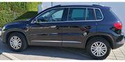 VW Tiguan NAV Automatik schw