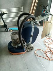 Parkettschleifmaschie TRI-VARO 420 Dreischeiben-Schleifmaschine