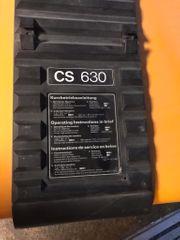 WAP CS 630 Hochdruckreiniger mit