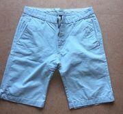 Shorts hellblau Größe 38