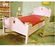 Bett Kinderbett Himmelbett Prinzessin Lillifee