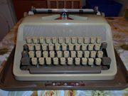 Schreibmaschine Triumpf Adler für Bastler