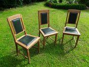 Alte Eiche-Stühle