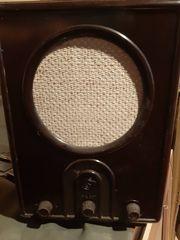 Volksempfänger Röhrenradio VE301 GW