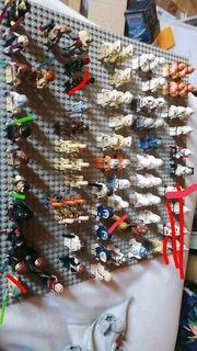 Lego Star Wars Figuren - Verschiedene