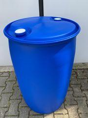 220 Liter Spundfass Regenfass Kunststoff