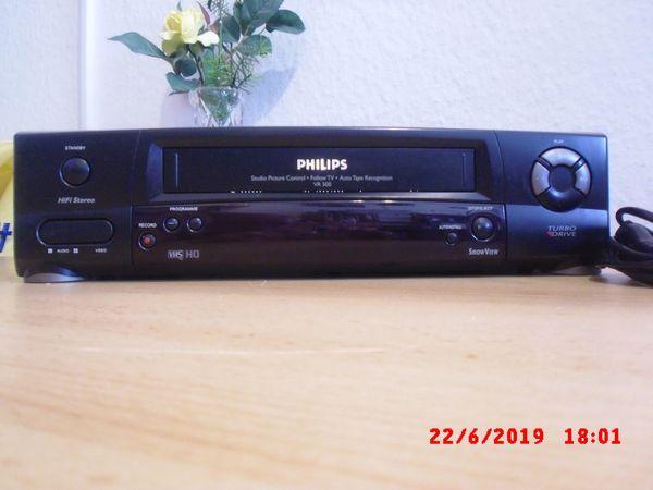Philips VR 500 - Videorecorder 6