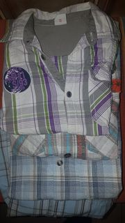 kinderkleidung jungen 122-152 getragen Hosen