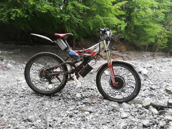 e - Bike 2400 Watt