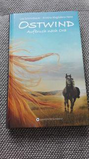 Buch Ostwind - Aufbruch nach Ora