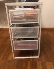 Büro Unterschrank mit 3 Schubladen