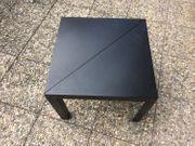 Beistelltisch Tisch aus 2 Dreiecken