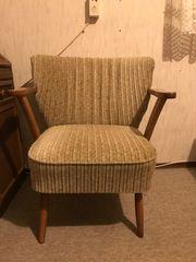 vintage Sessel 50er 60er Jahre