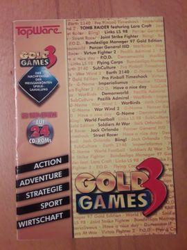 Bild 4 - Gold Games 3 Spielsammlung Windows - Ismaning