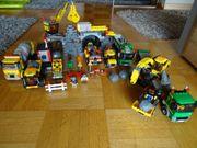 Lego Goldmine Bergwerk