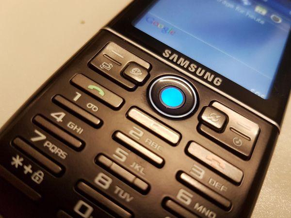 Samsung SGH-i550 idealer Zustand