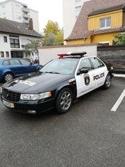 American Police Car Polizei AutoCadillac