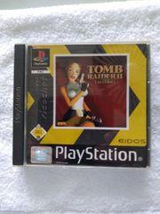 PS1 Spiel Tomb Raider II