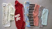 Babykleidung verschiedene Größen