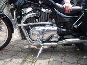 Suzuki INTRUDER VS800GL geringe Original-LAUFLEISTUNG -