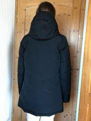 Damen Daunenparka Woolrich XL