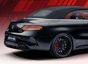 Mercedes AMG C63 Cabrio Coupe