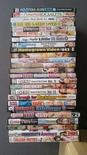25 st erotik dvd s
