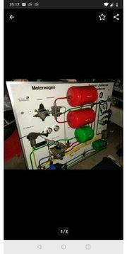 Modell lkw-bremsanlage fahrschule Fahrlehrer