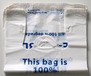 100 Plastiktüten coop UK GB